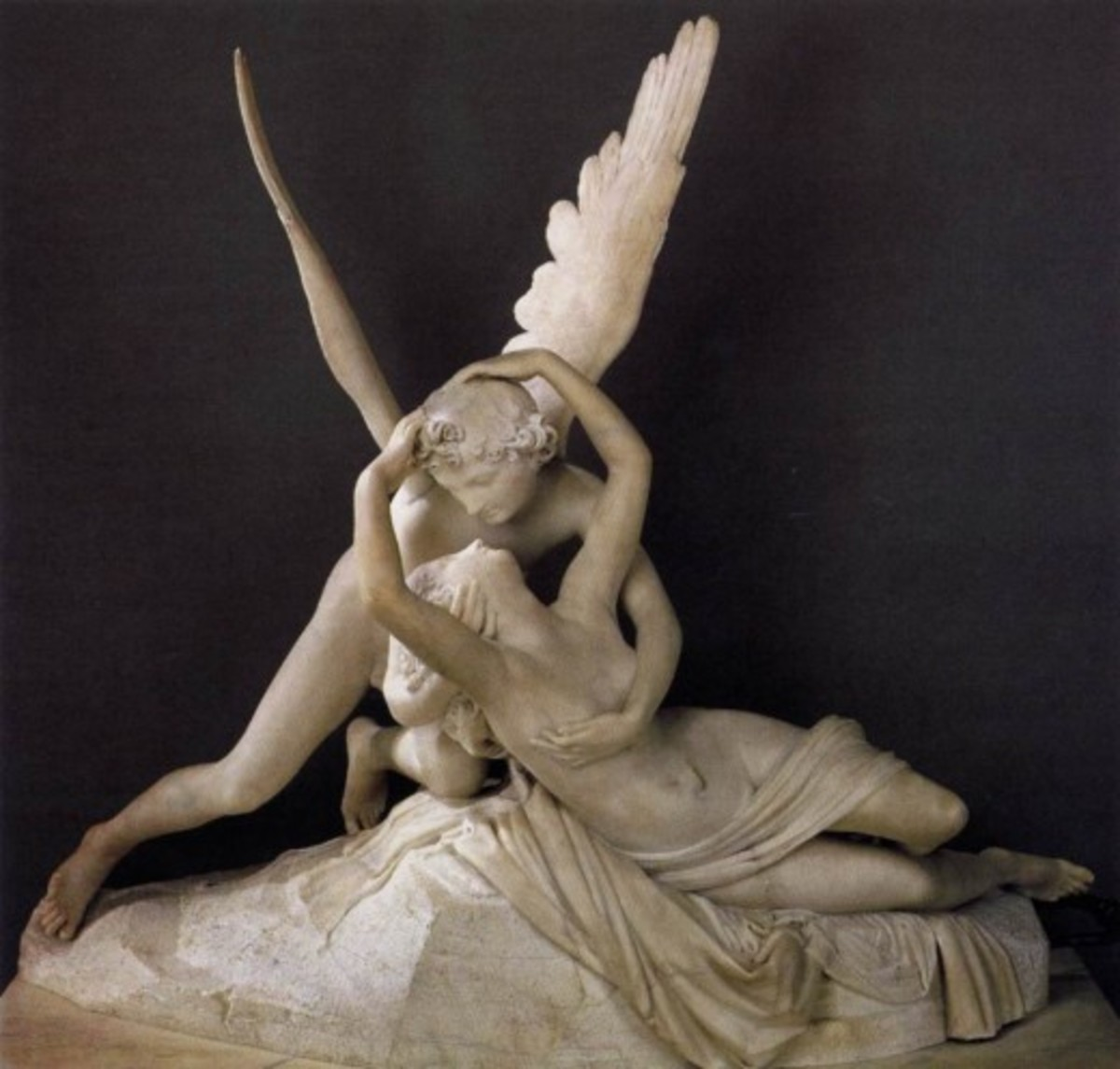 Psyche Revived by Cupid's Kiss, 1793