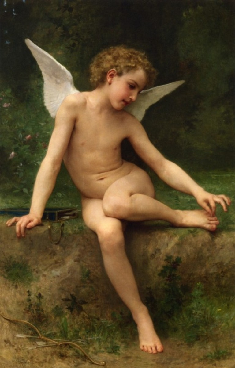 Cupid with a Thorn, 1894