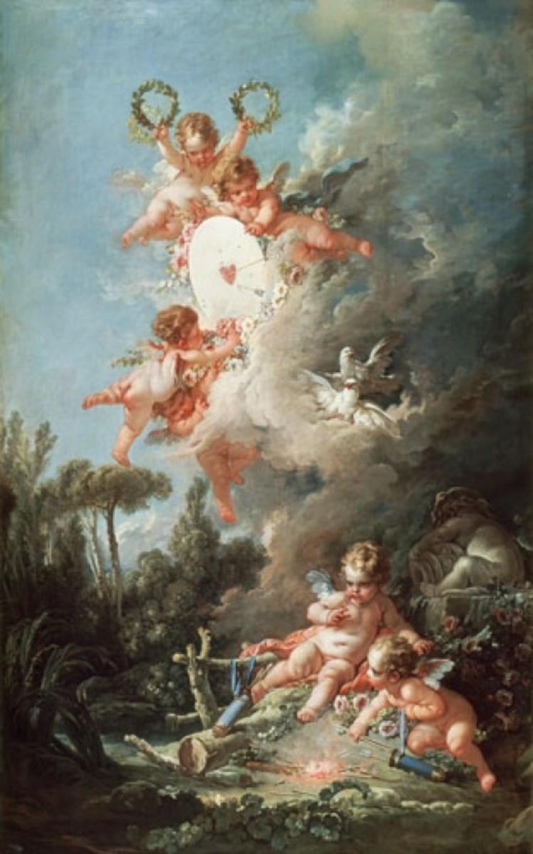Cupid's Target