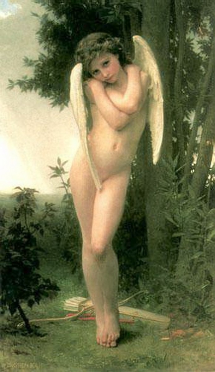 Wet Cupid, 1891