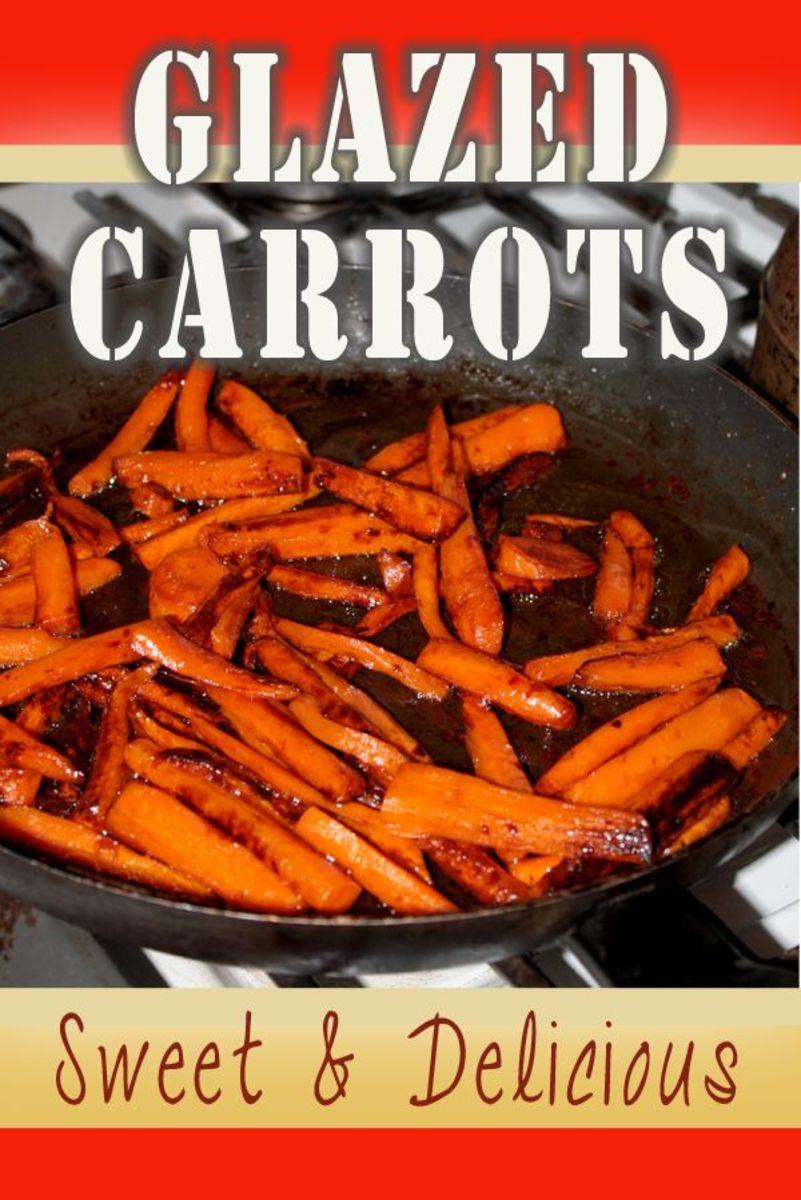 Recipe for Glazed Carrots