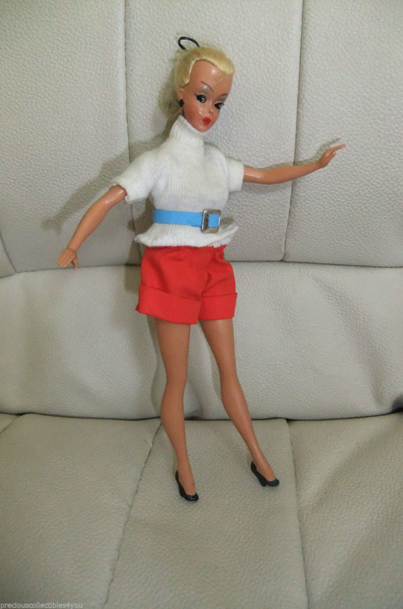 Lilli Doll The German Doll That Inspired Ruth Handler to create Barbie
