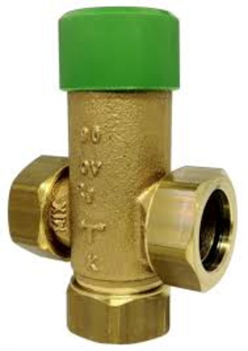 Brawa Mixer valve