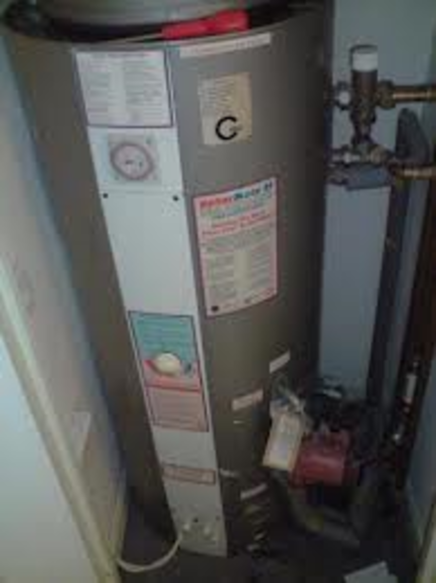 Typical Boilermate II installation.