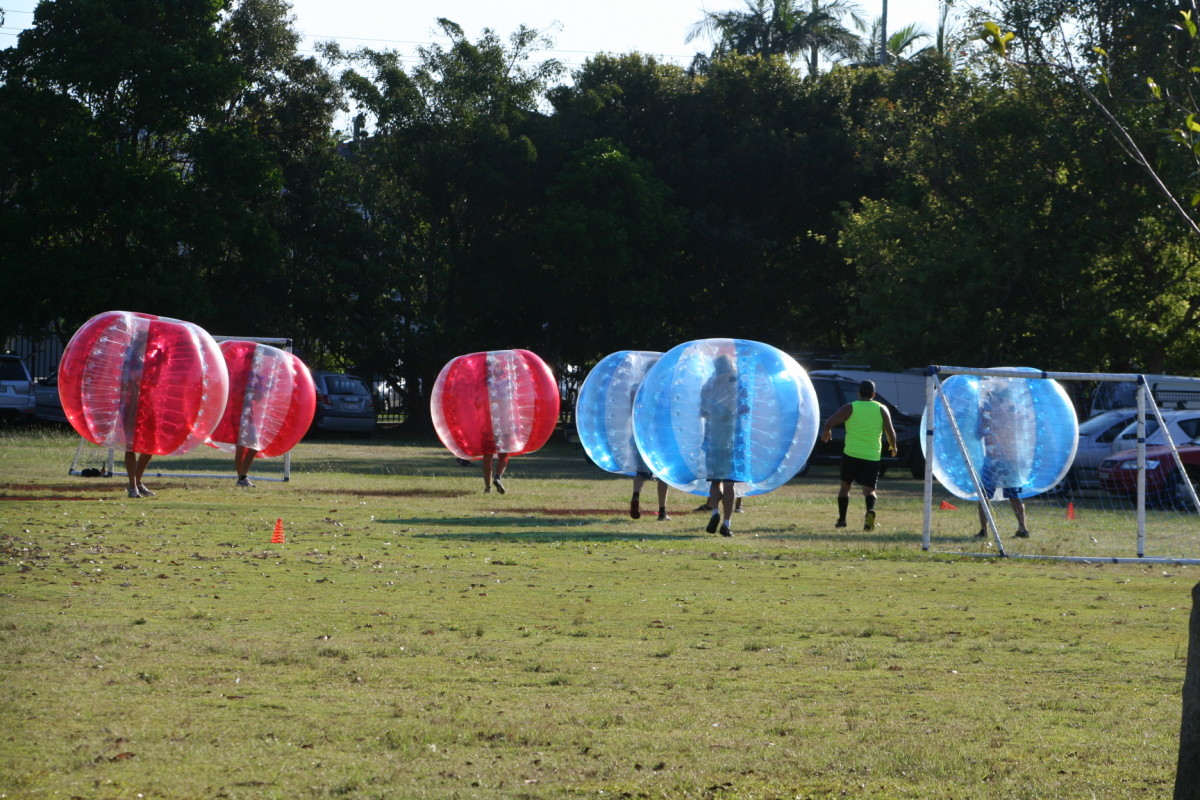 Bubble Football / Soccer ~ What You Should Know