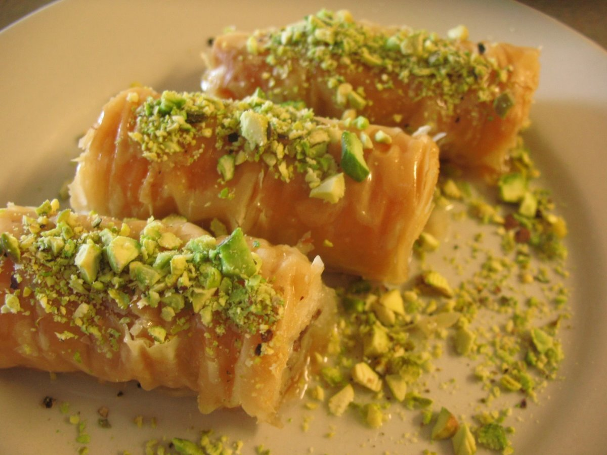 The Best Easiest Baklava Recipe