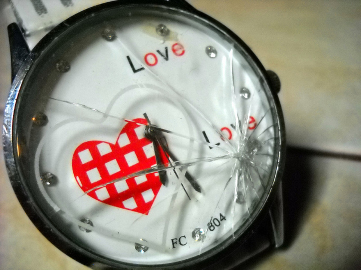 Valentine's Day may not be a fun holiday for anyone who is suffering with a broken heart, and it's important that family and friends be prepared to support the broken hearted at Valentine's Day.