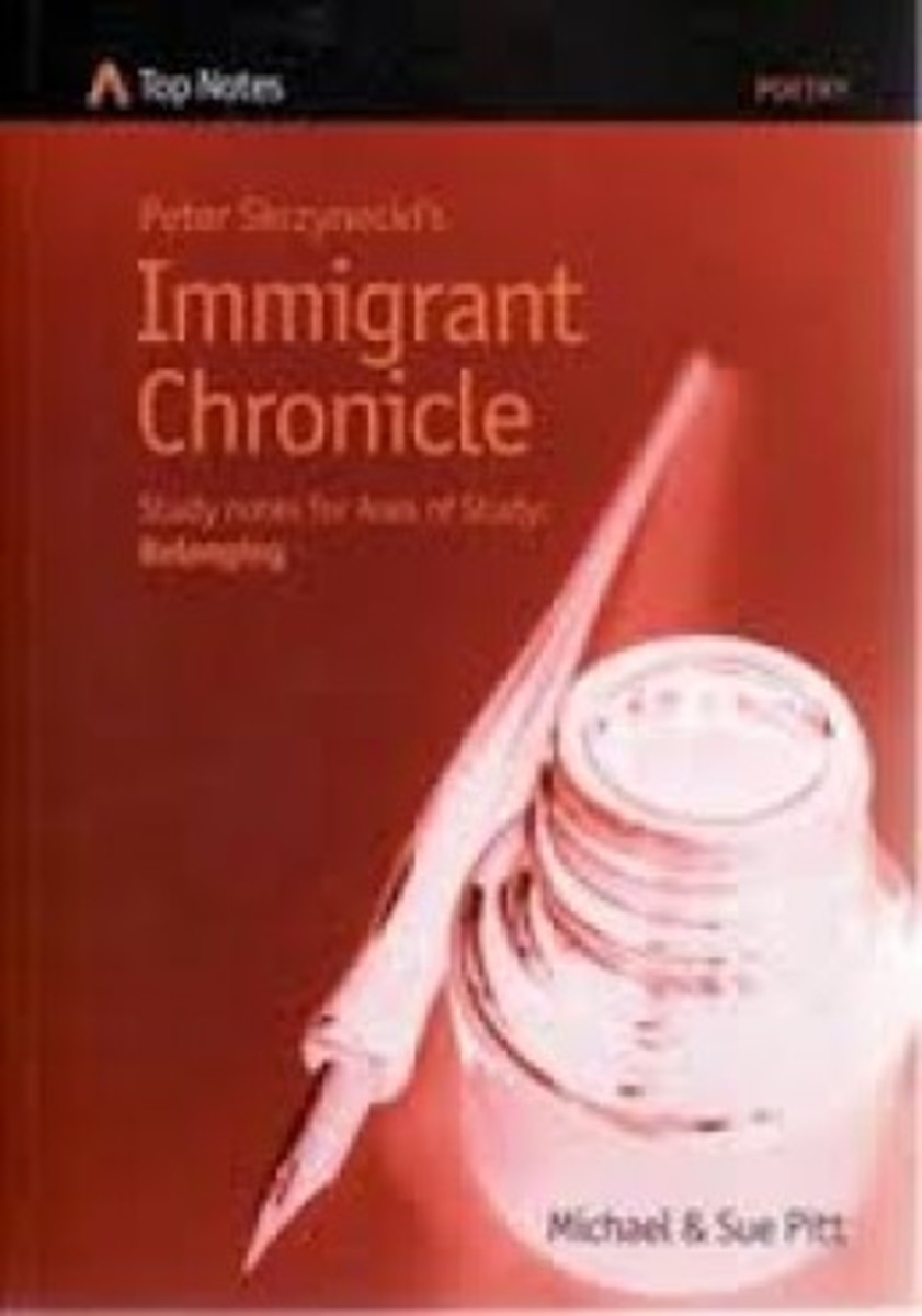 the immigrant chronicles essay
