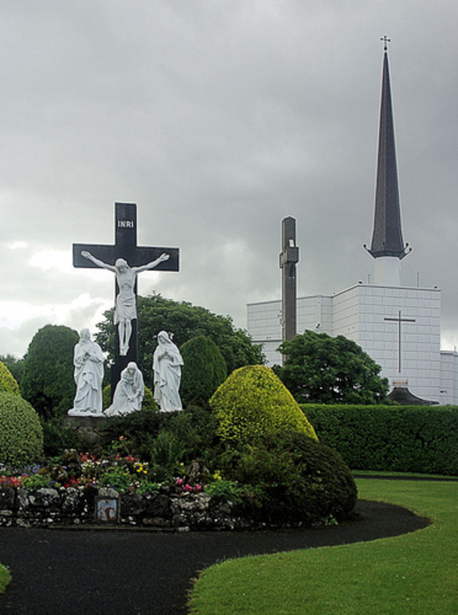 A Miraculous Recovery from Multiple Sclerosis at the Shrine of Our Lady of Knock