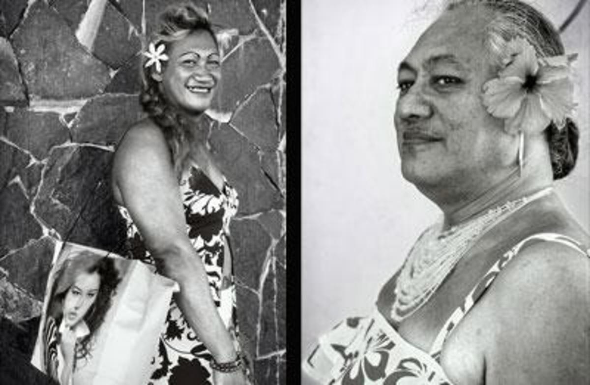 Tahitian Mahu gender variants