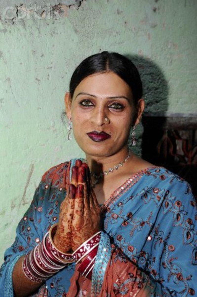 A Hijra of Mumbai