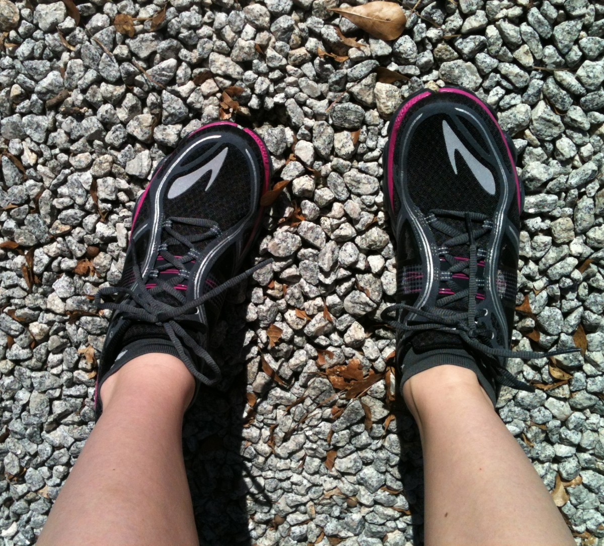 An Illustrated Review of Brooks PureFlow 3, 2 and 1 Running Shoes