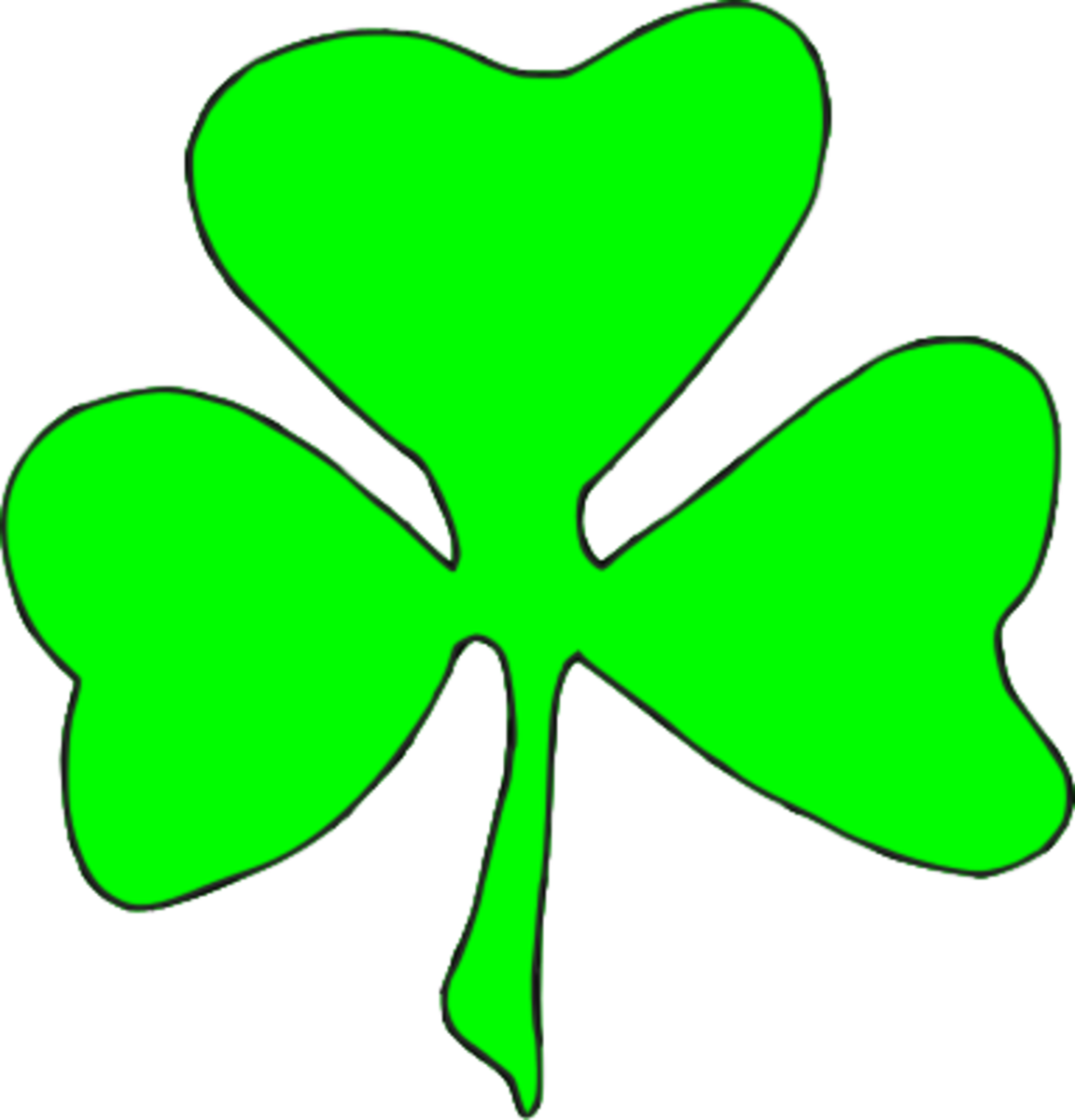 Shamrock Illustration