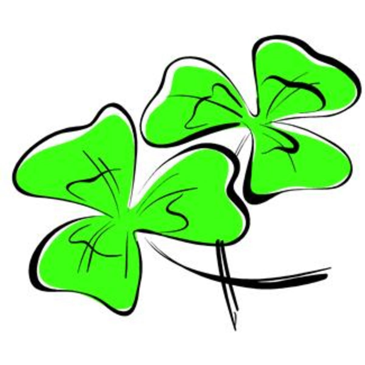 Two Shamrocks
