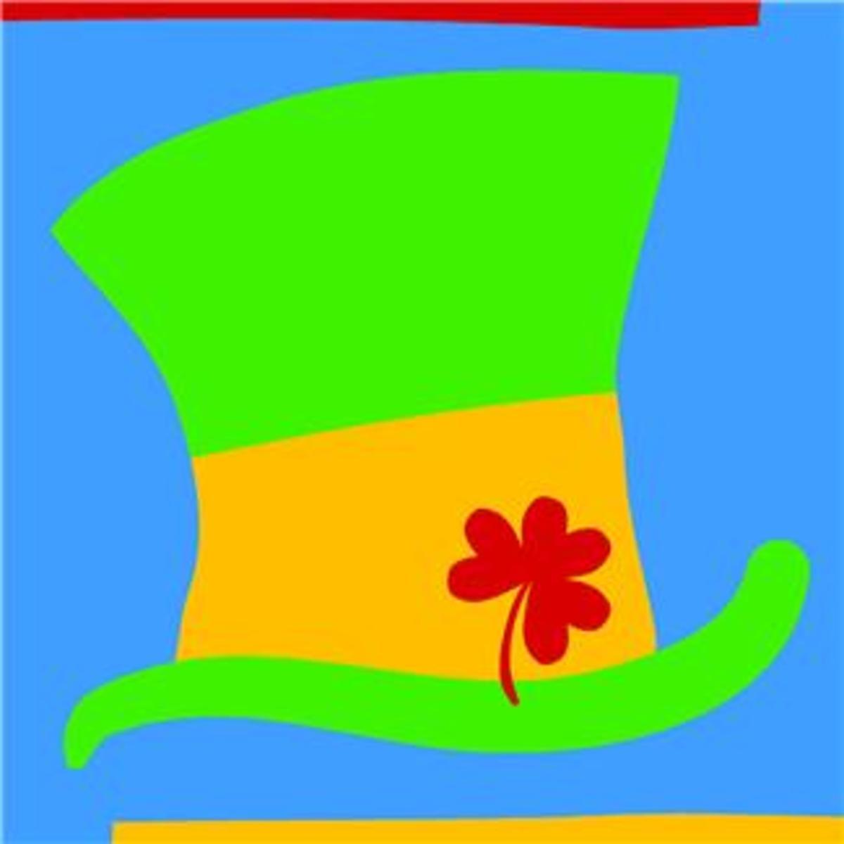 Leprechaun Hat Clip Art