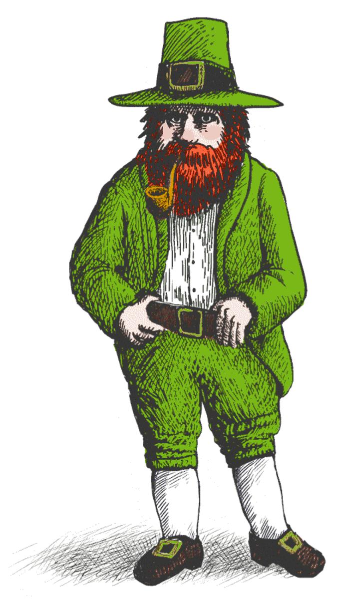 Classic Leprechaun Image