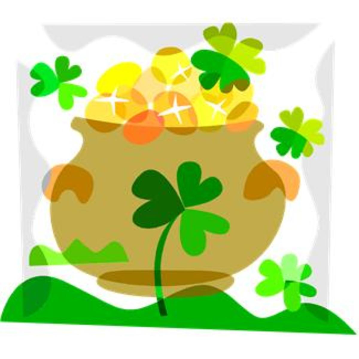 Leprechaun's Pot of Gold
