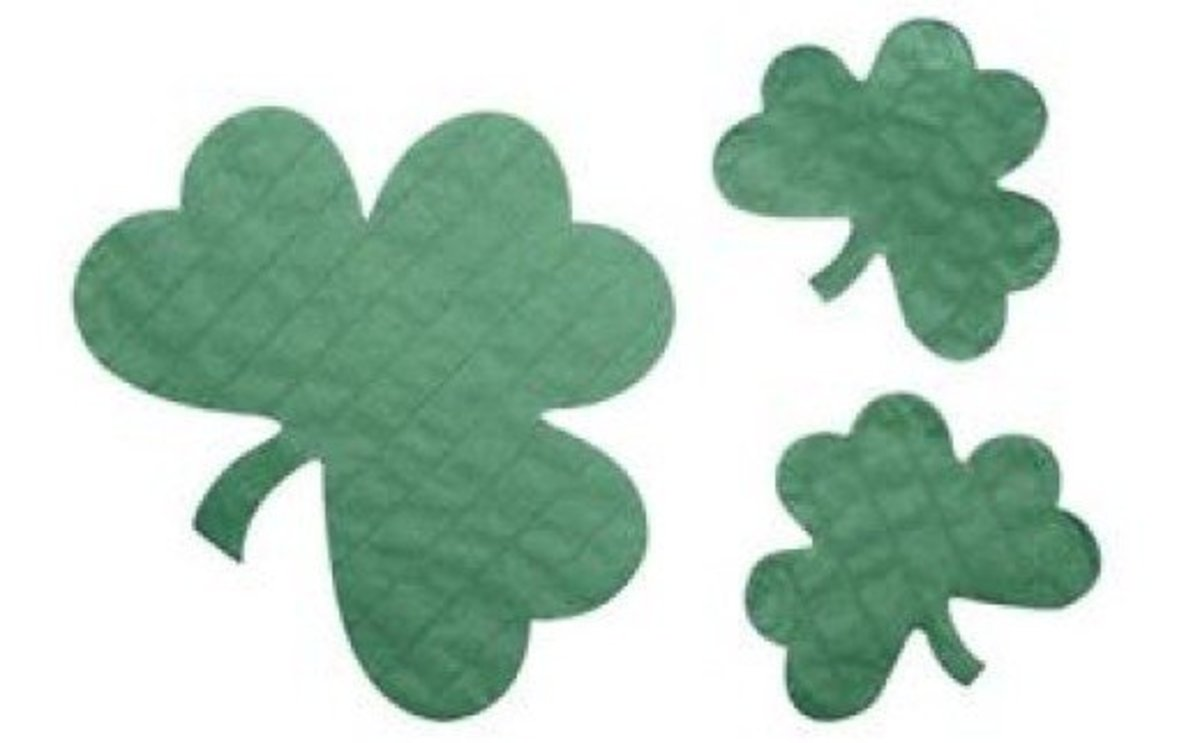 Three Shamrocks