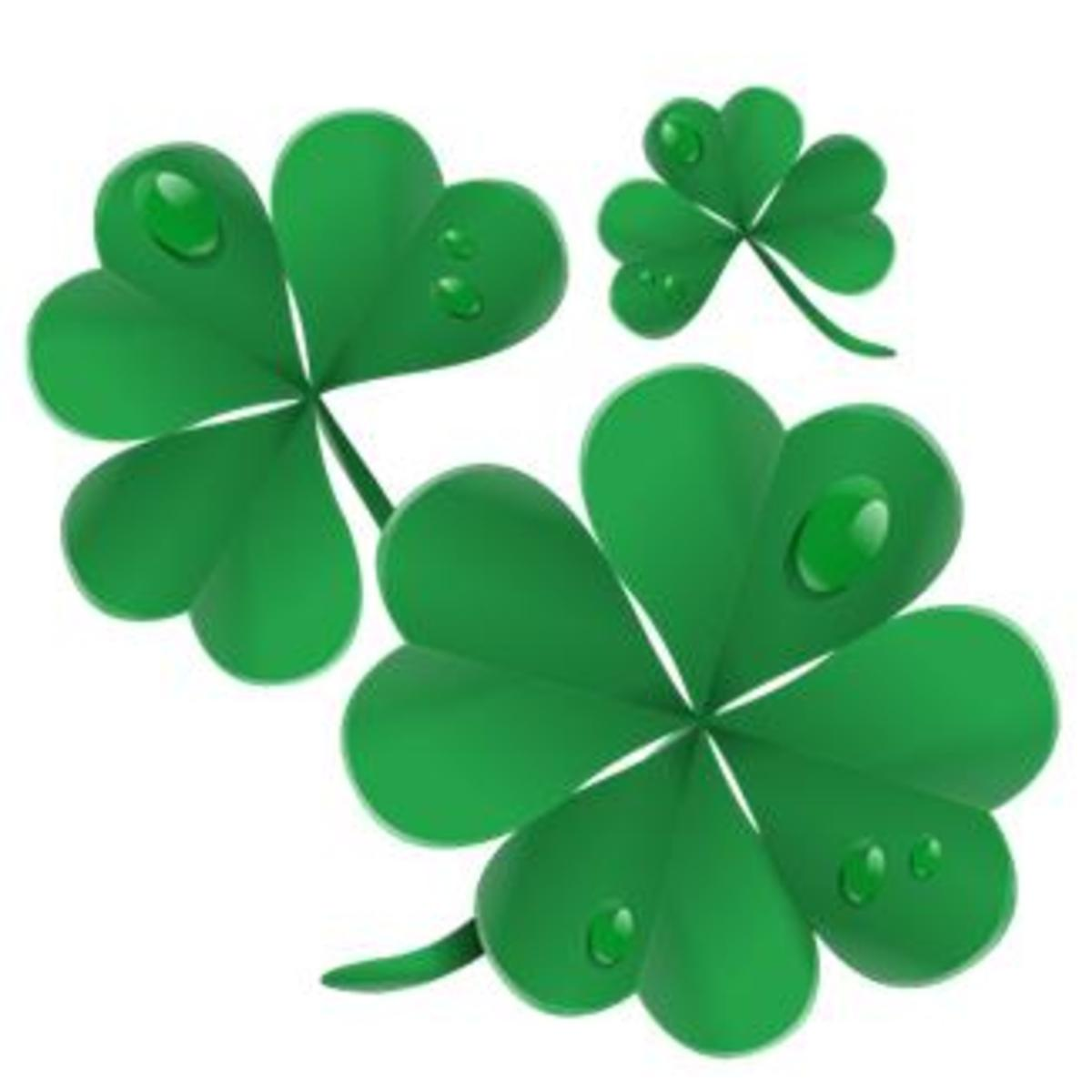 Three Shamrocks Image