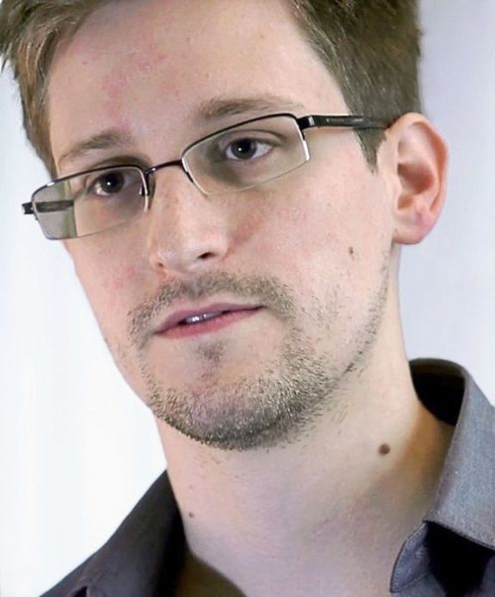 Edward- Snowden was denied whistle blower protection.