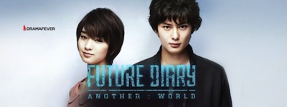 Review of Japanese Drama Series 'Future Diary - Another World'