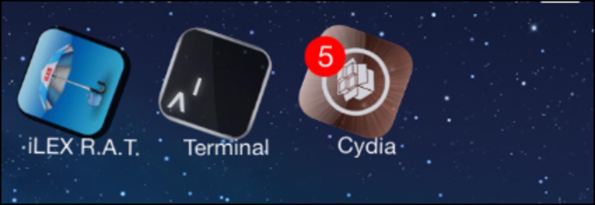 iLEX RAT and Terminal apps