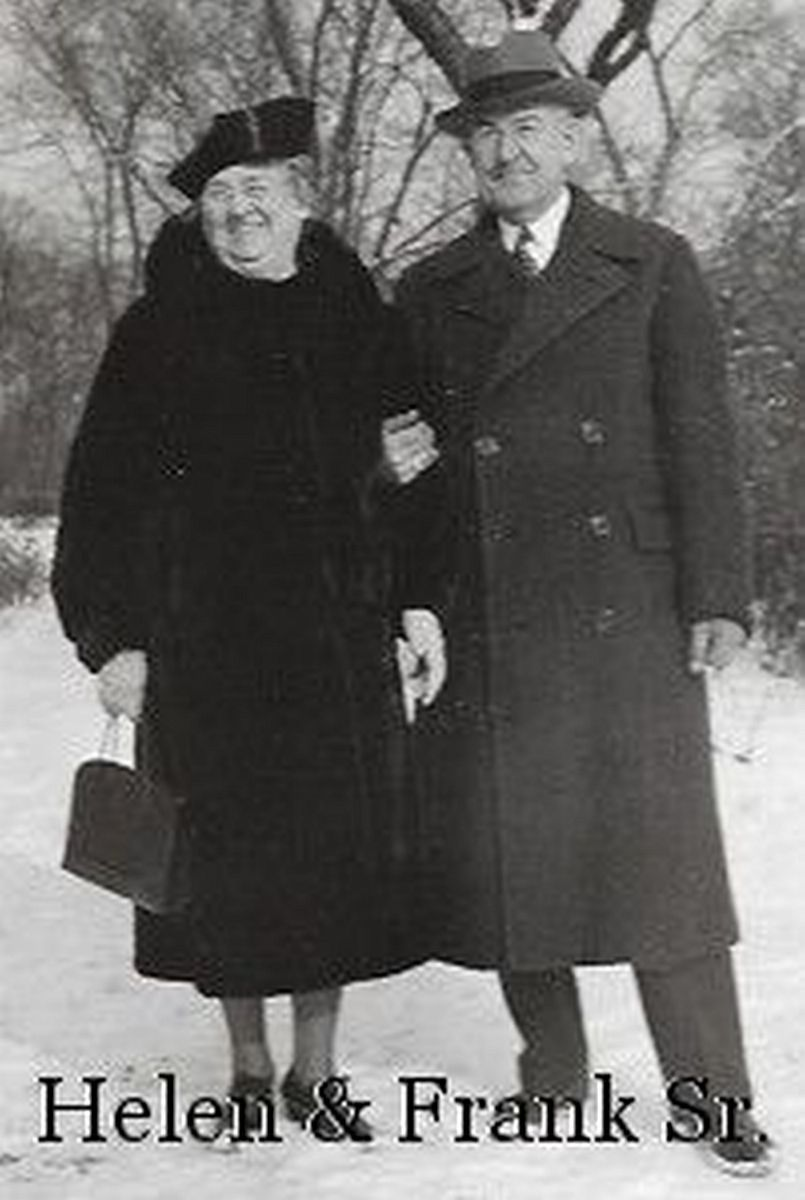 Frank L. Gormley Sr. & Wife Helen