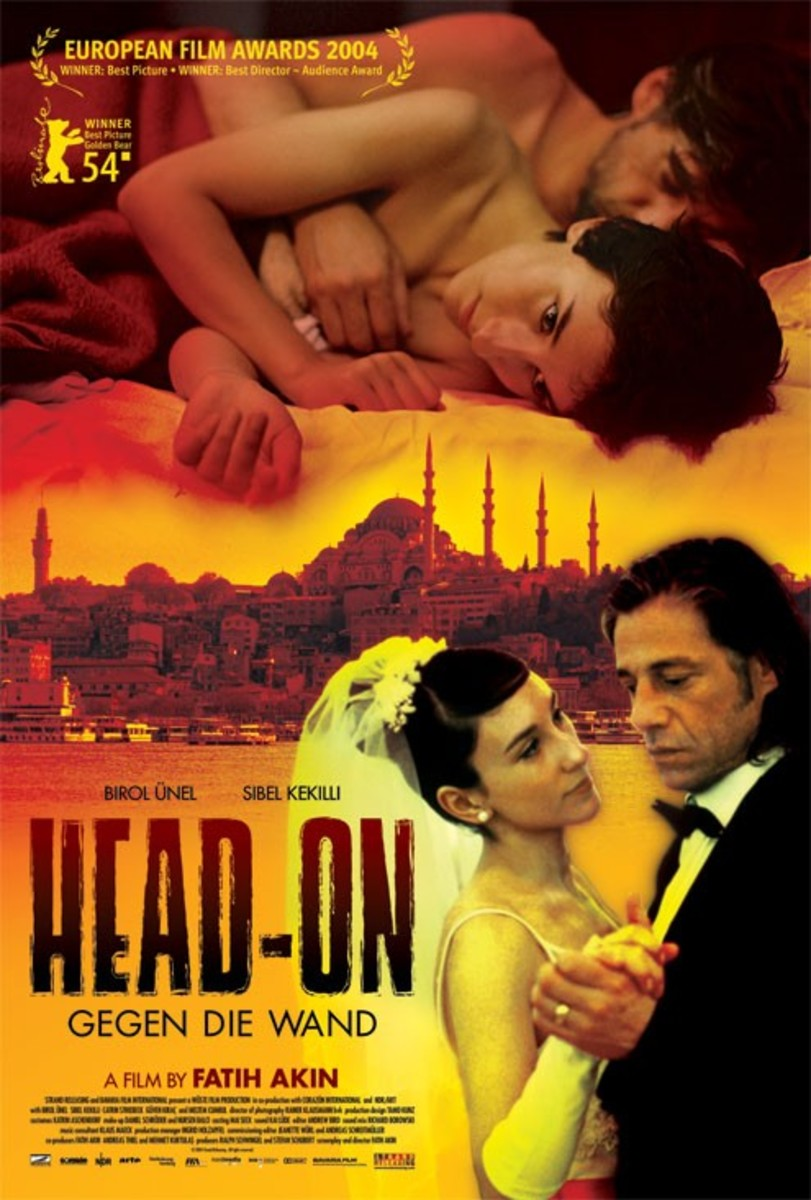 Movie Poster of Head-On. A film by Fatih Akin