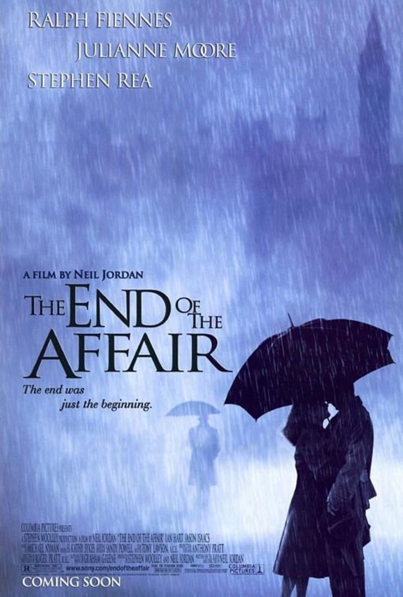 Movie Poster of The End of the Affair