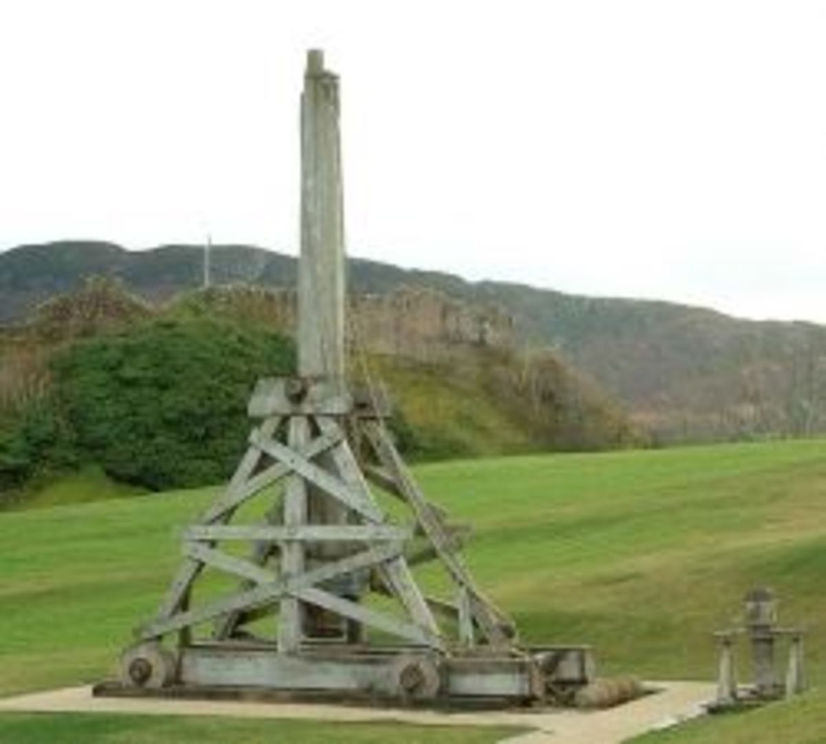 Really Cool DIY Trebuchet Plans