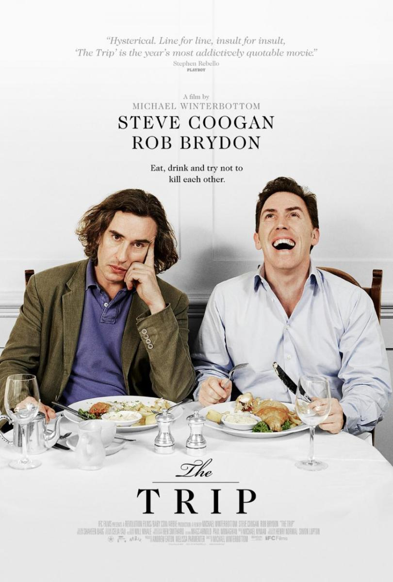 The Trip with Steve Coogan & Rob Brydon