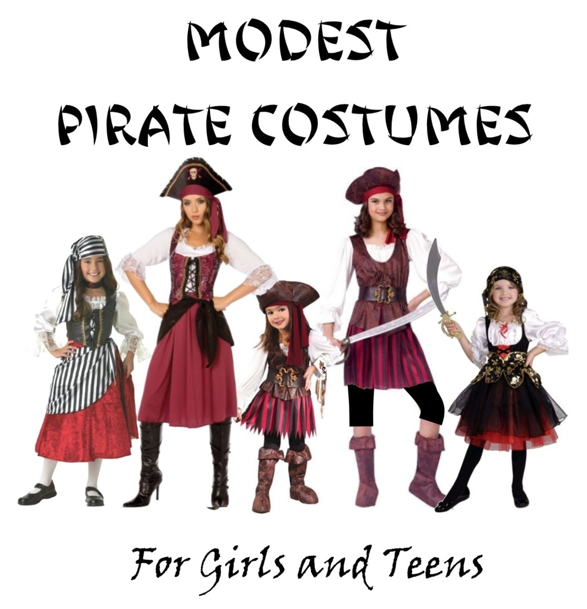 click here for more pirate costumes for girls and teens - Teenage Girl Pirate Halloween Costumes
