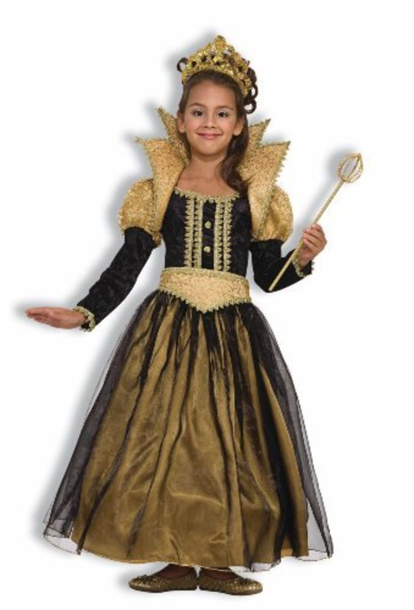 Renaissance Princess - Kids Costume