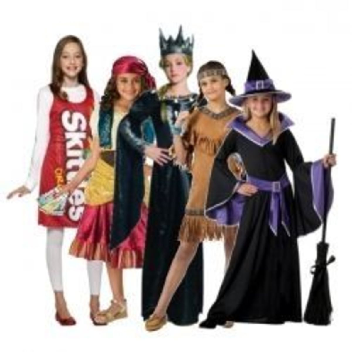 Modest Halloween Costumes for Teenage Girls, Tweens and Girls | 2015