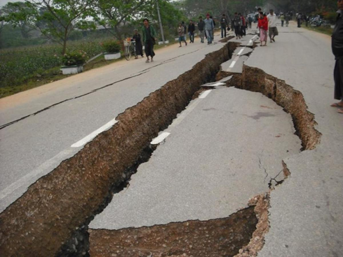 Top 10 biggest and deadliest earthquakes since 1900 for Best place to be in an earthquake