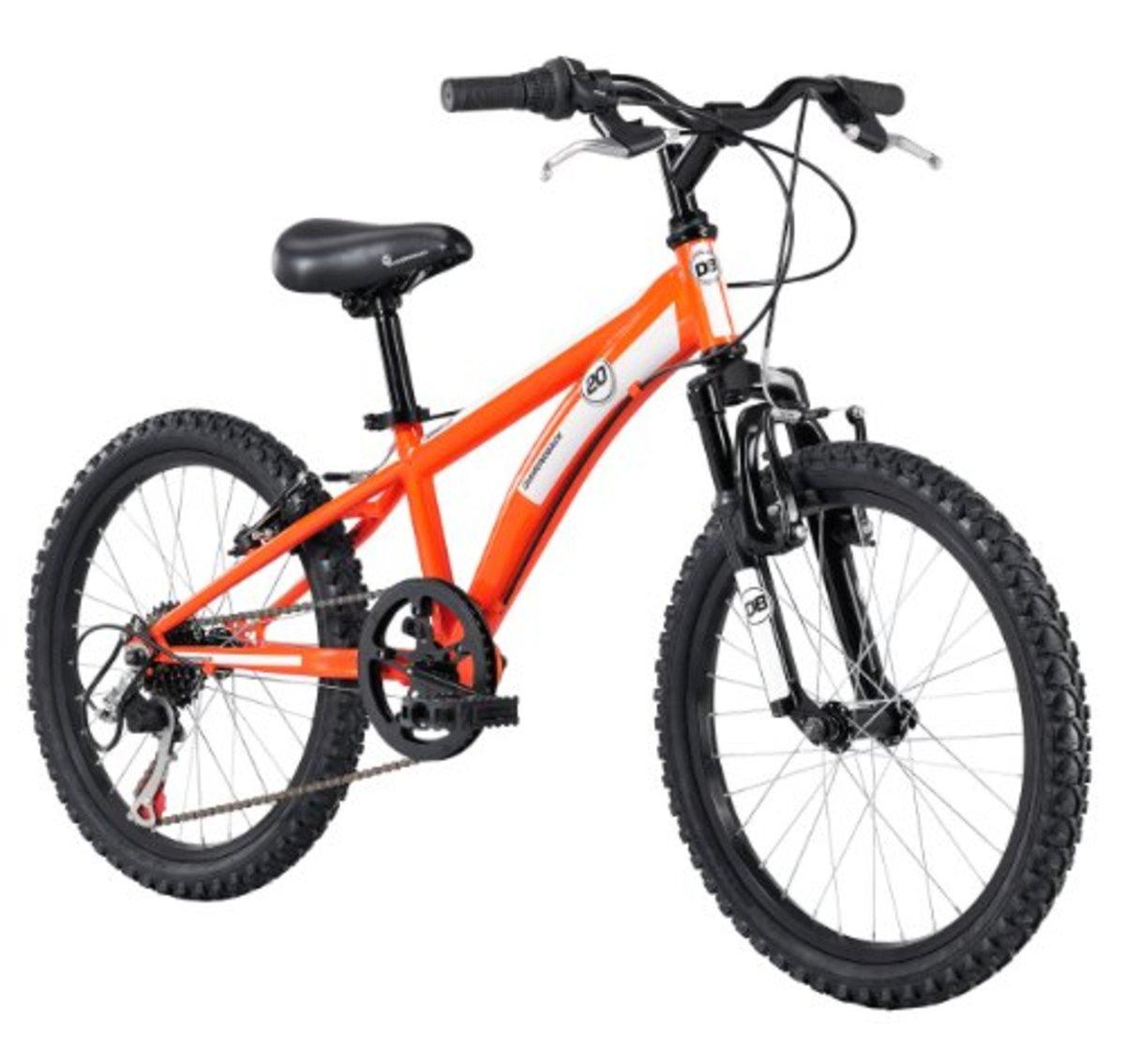 Diamondback Bicycles 2014 Cobra Junior Boy's Mountain Bike
