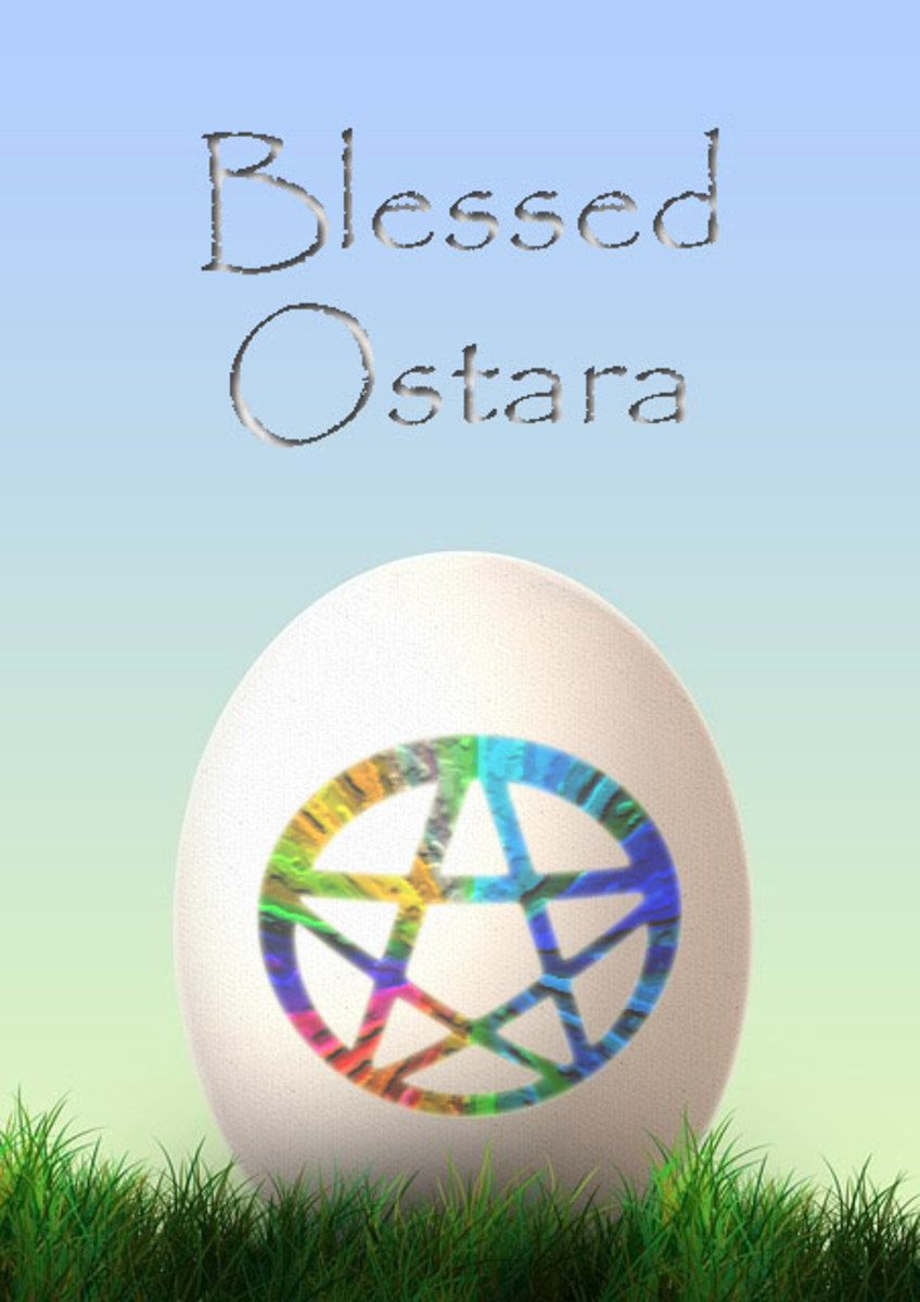 Wiccan Wheel of the Year: Ostara Correspondences and Associations