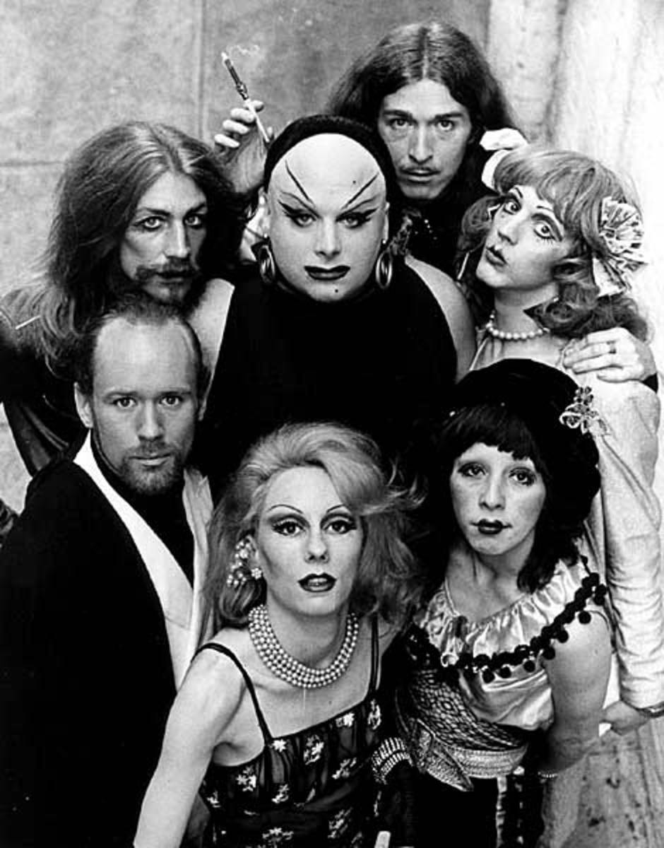 Divine and The Crockettes