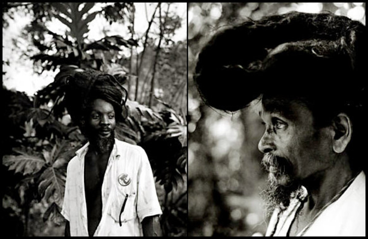 """From """"Yes, Rasta"""" by Patrick Cariou"""