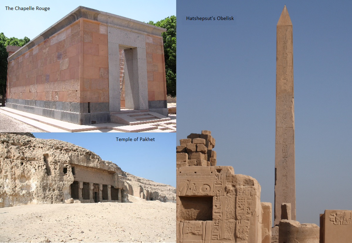 Building Projects of Hatshepsut