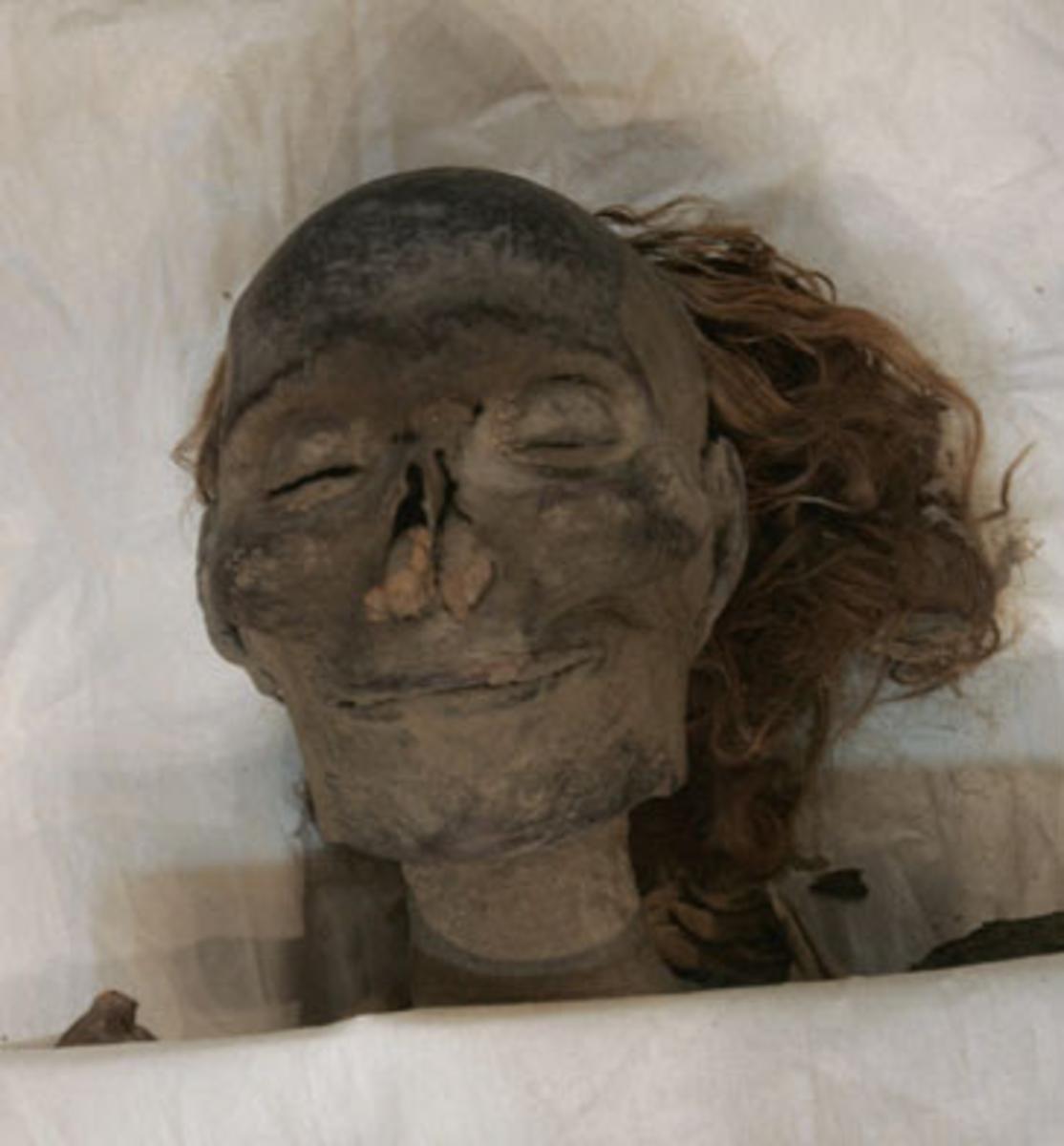 Hetshepsut's Mummy