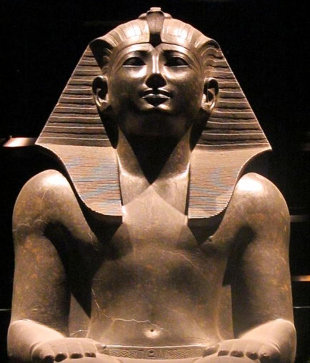 Thutmose III - Stepson/Nephew of Hatshepsut
