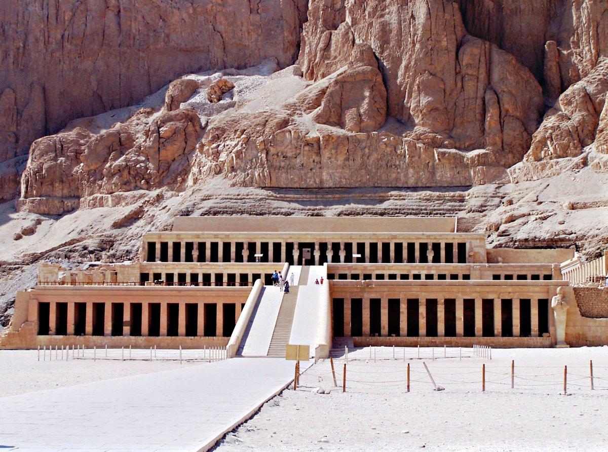 Temple of Hatshepsut - Djeser-Djeseru