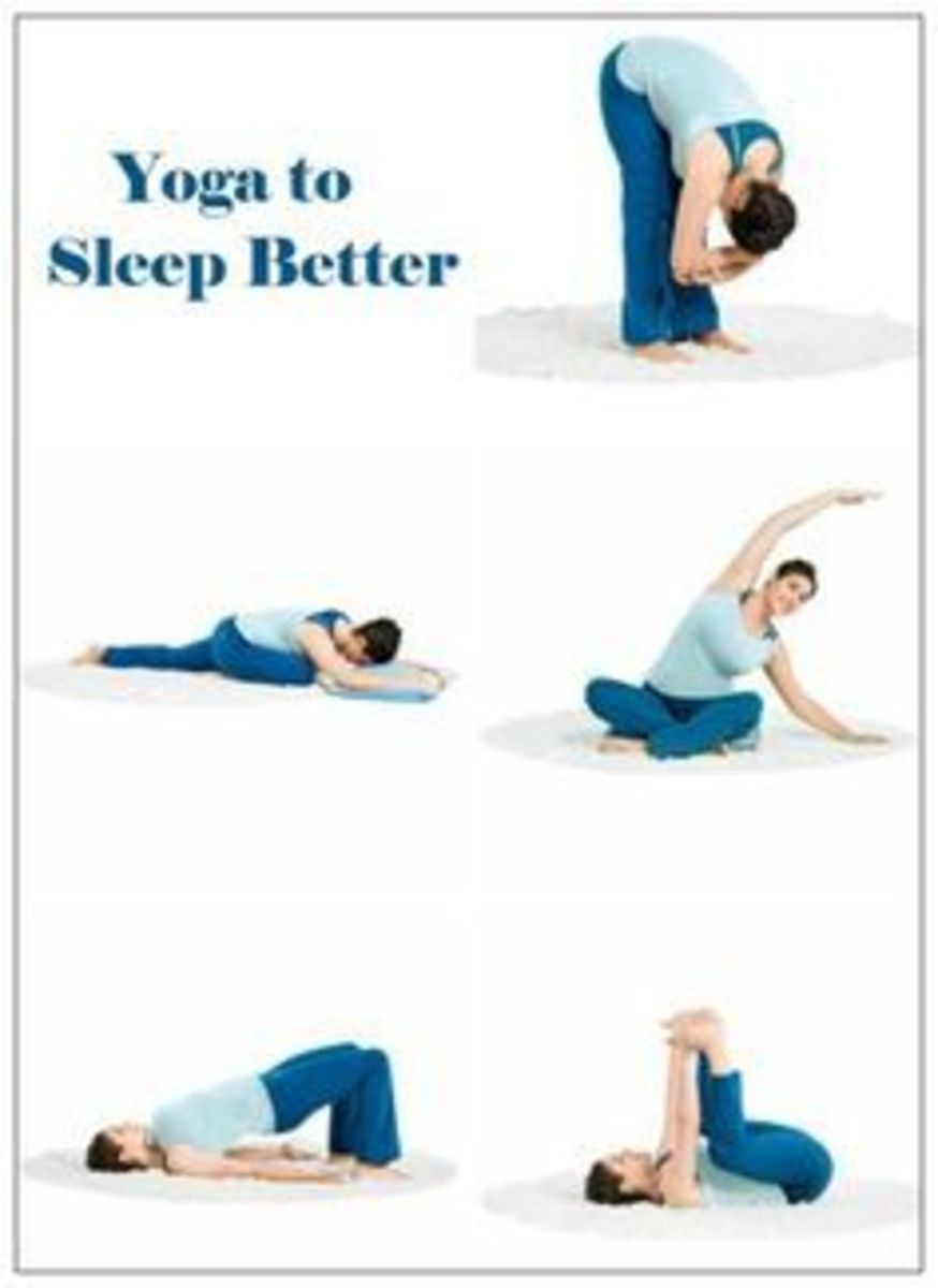 The best yoga poses for better sleep and Yoga for Weight Loss: The Top 5 Fat-Burning Yoga Poses.