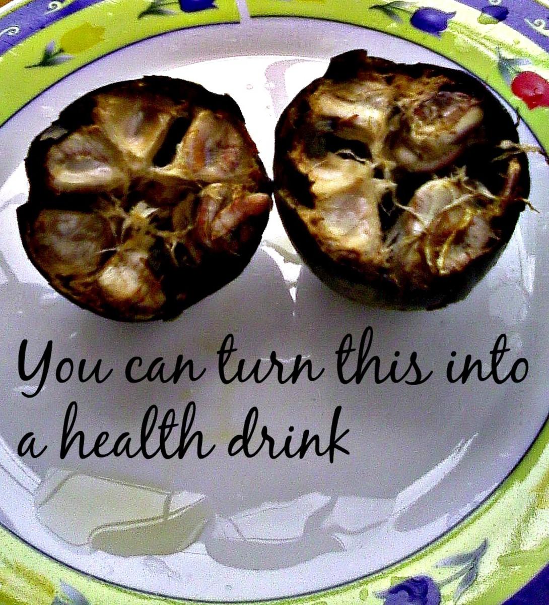 Luo Han Guo (Monk Fruit) Health Drink Recipe