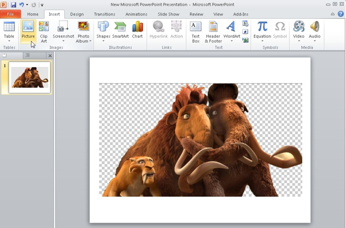 Open the snapshot of the clipping magic image in microsoft office word or powerpoint using the insert tab from the top toolbar to insert pictures