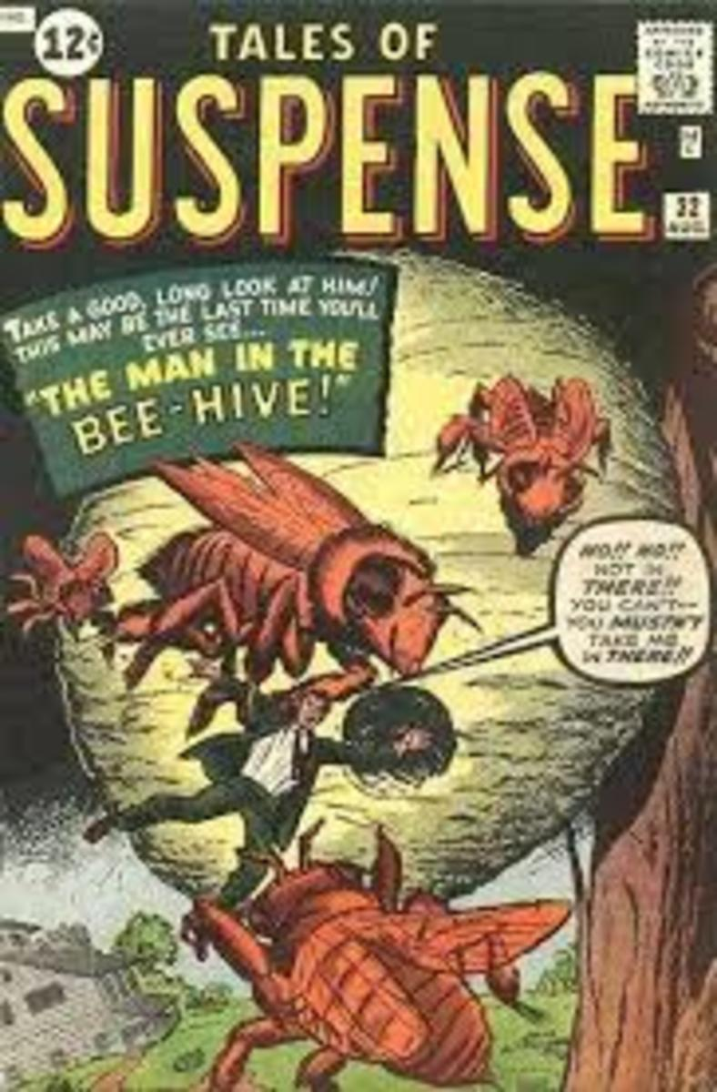 There wasn't much of a buzz created by this comic.