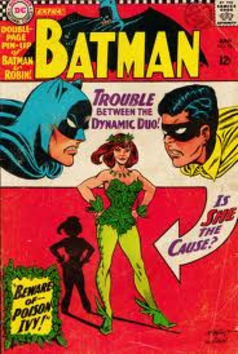Dr Pamela Lillian Isley is torn between two lovers.