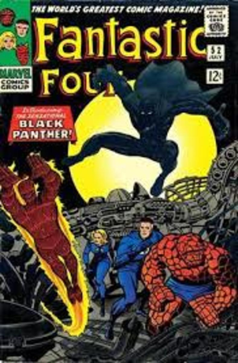 Fantastic Four # 52