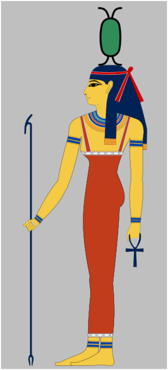 Neith - Goddess of the Hunt